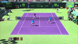Doubles Hot Shots Miami Open Final 2015 Bryan Brothers Pospisil Sock