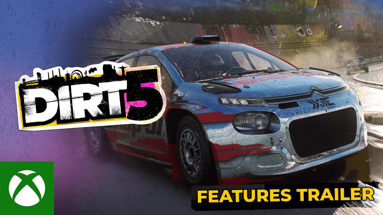 DIRT 5 | Official Features Trailer