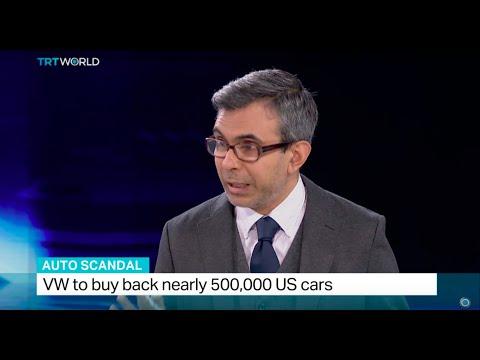 TRT World Senior Business Producer Azhar Sukri talks about Volkswagen emission scandal