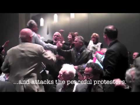 Activists Occupy AIPAC with message to Congress: No War On Iran