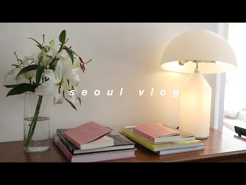 seoul vlog (part 1) + lookbook !! ○ lovefromstella