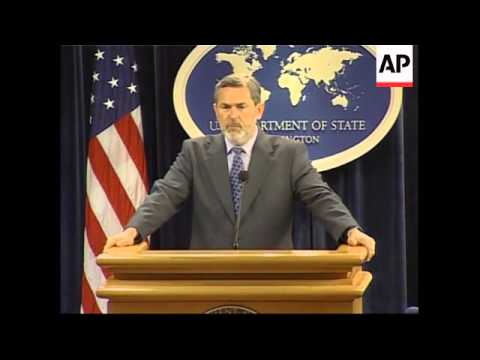 US comments on China Taiwan relations