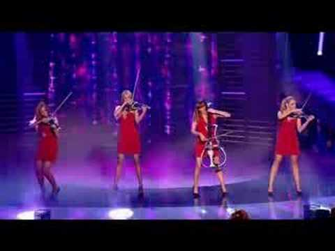 Britains Got Talent Final 2008  Escala