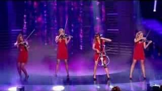 Britains Got Talent Final 2008 - Escala
