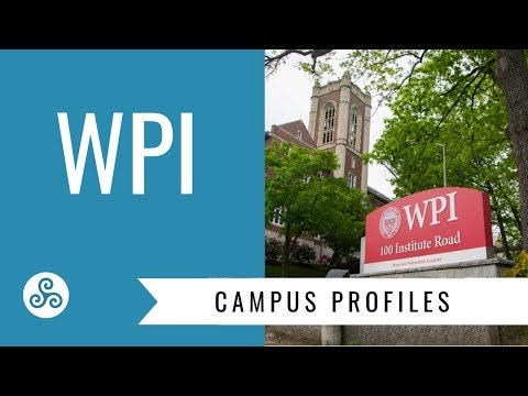 Campus Profile - WPI - Worcester Polytechnic Institute