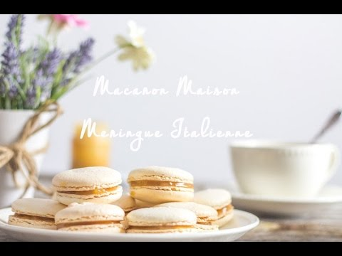 Macaron maison meringue italienne youtube - Youtube cuisine italienne ...
