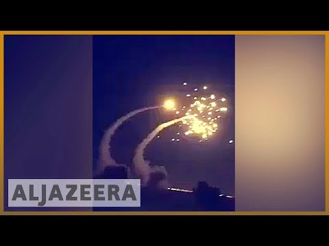 🇸🇦 Saudis shoot down missiles fired by Yemen's Houthi rebels | Al Jazeera English