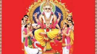 BHAGWAAN SHRI VISHAVKARMA JI DI ARTI  BY JAGDISH SINGH LALL  (CELL NO. 9815943866)