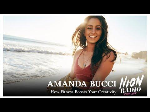 EP 138: Amanda Bucci - How Fitness Boosts Your Creativity