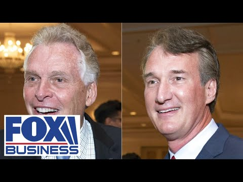 Virginia governor race an 'indicator' of the state of politics: Stuart Varney