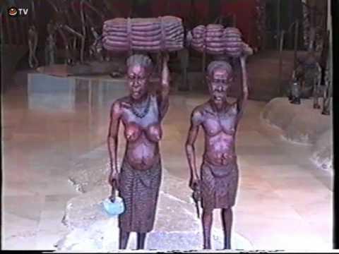 Pabellón Congo en Expo 92