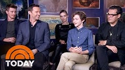 'Pan' Cast Talk New Film And Childhood Snacks | TODAY