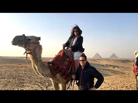 Egypt Trip Journal Part 2:  Alexandria, Memphis, Saqqara, the Great Pyramids, and the Sphinx