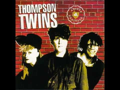 Thompson Twins - Hold Me Now (Lyrics)