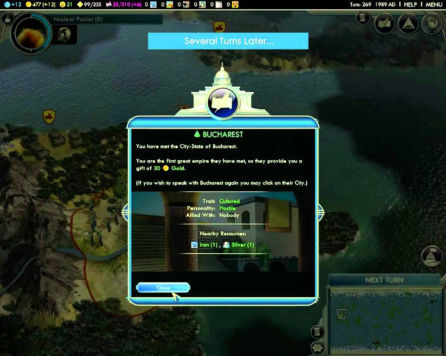 civilization 5 25 turn diplomatic victory youtube rh youtube com Civilization 7 civ 5 diplomacy victory guide