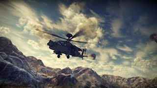 Apache: Air Assault Gameplay (PC HD)