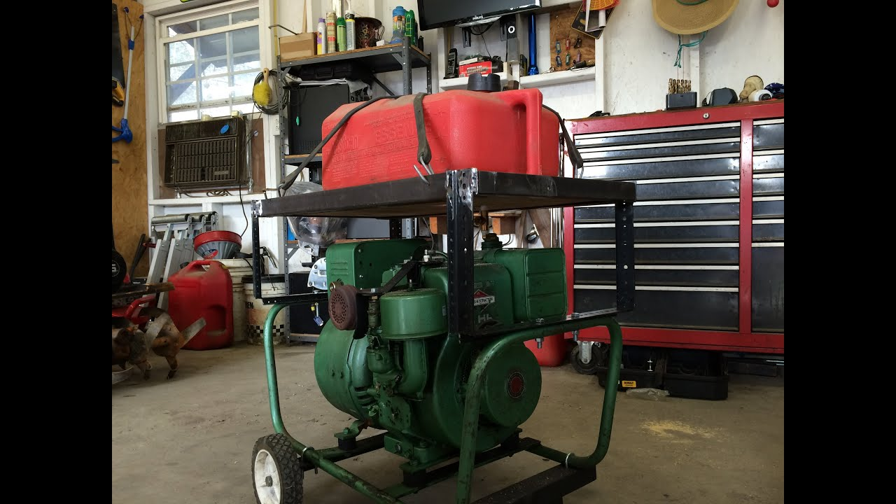 Gas generator to give 76