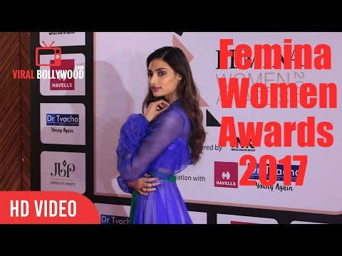 Athiya Shetty At Femina Women Awards 2017 | Femina 2017