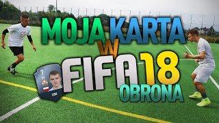 MOJA KARTA FIFA 18 - OBRONA!   Lis Pola Karnego odc. 5