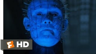 Hellraiser IV: Bloodline (8/8) Movie CLIP - The Death of Pinhead (1996) HD