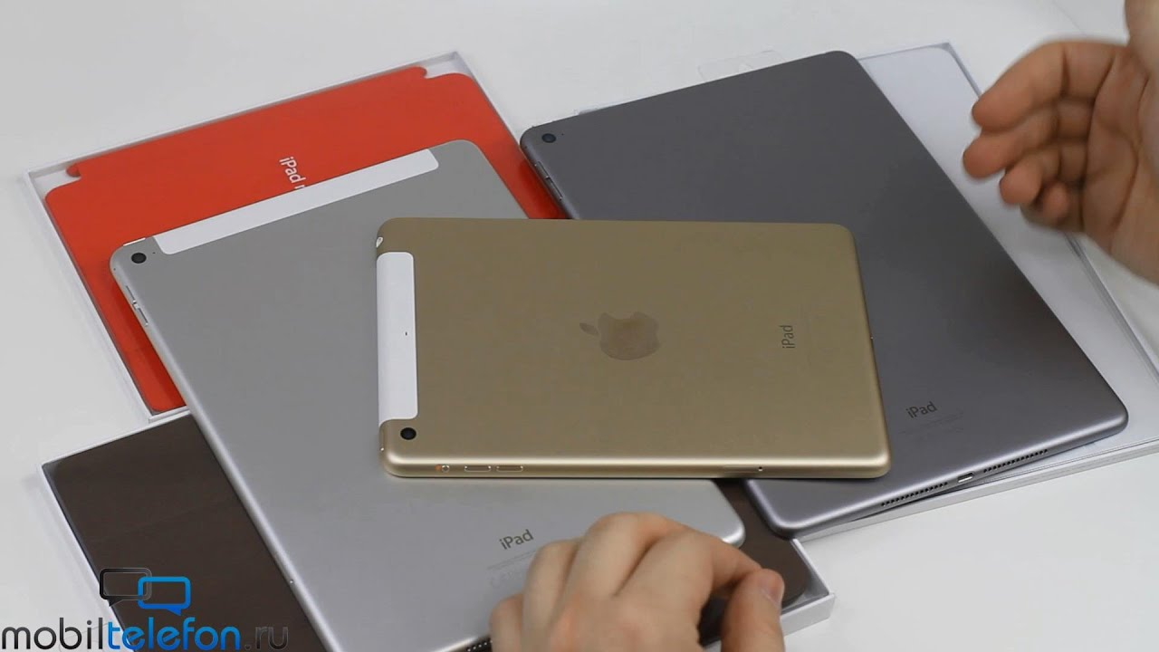 UNBOXING: iPad Air 2 128GB Silver + Official Smart Case! - YouTube