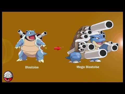 Funny Pokemon Mega Evolutons Pokemon in Hindi