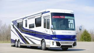 2021 Newmar King Aire Official Tour | Luxury Class A RV