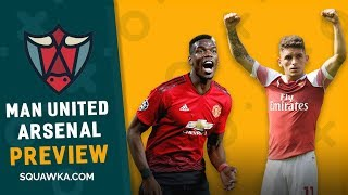 Manchester United vs Arsenal Pre Match Analysis  Preview