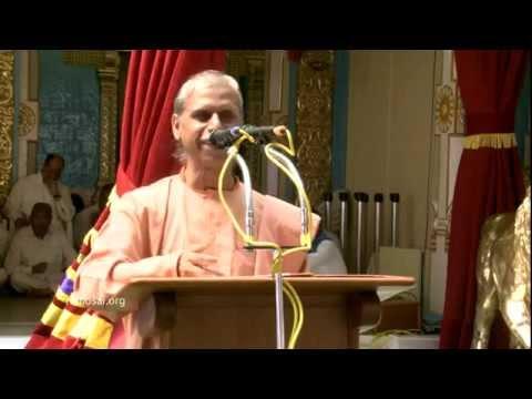 Sri Sathya Sai Aradhana Mahotsavam - Day 1 - Morning - 23 April 2012
