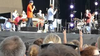 Die Fantastischen Vier - Geboren / Smudo in Zukunft (Unplugged) - live @ Zurich Openair 26.8.2012