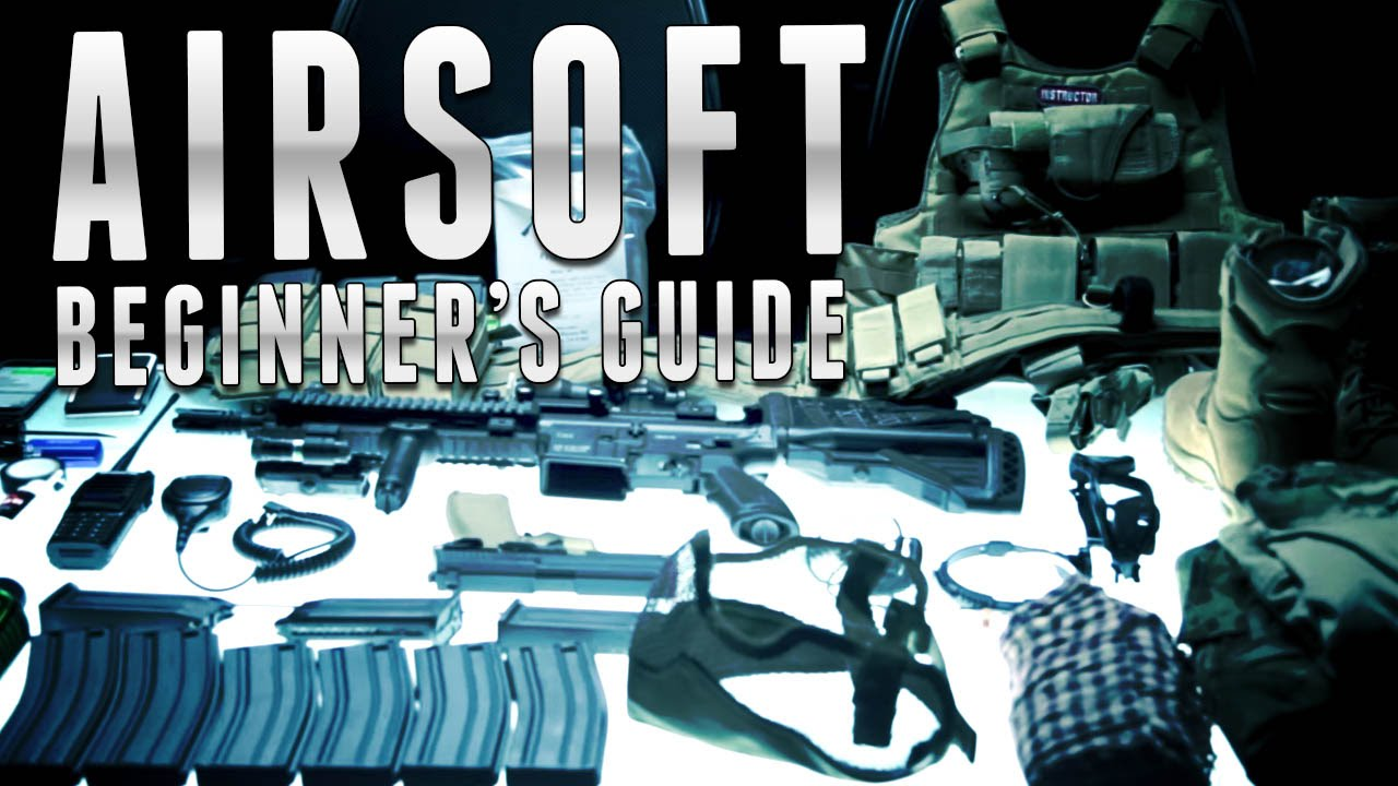 airsoft beginner\u0027s guide airsoft evike com youtubeAirsoft Guide And Information What Is Airsoft #11