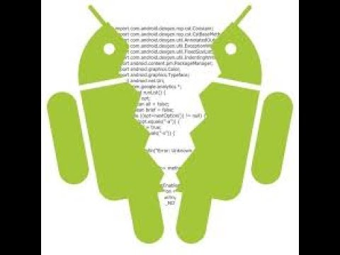 [Android] Decompiling APK (Games) to Java Source Code ...
