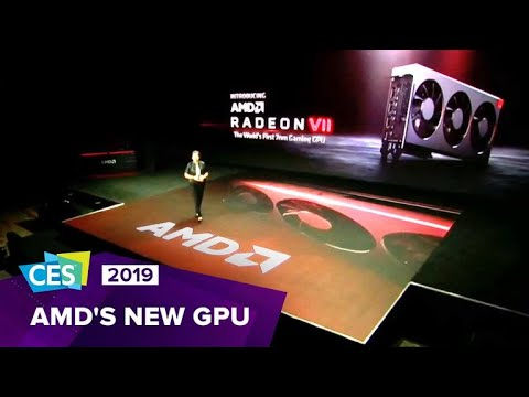 AMD Radeon VII GPU is made for video editing - Personal View Talks
