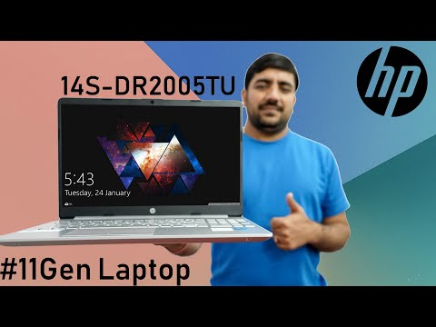 HP 14s-dr2005TU 11th Gen Intel Core i3 Laptop | SHOULD YOU BUY | Unboxing & Review [Hindi]