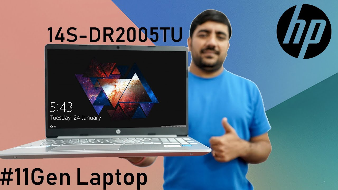 Download HP 14s-dr2005TU 11th Gen Intel Core i3 Laptop | SHOULD YOU BUY | Unboxing & Review [Hindi] 🔥🔥