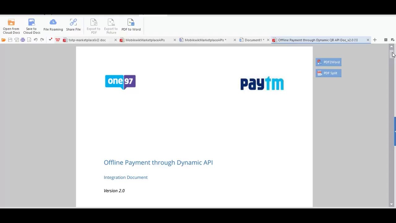 Android Paytm Digital wallet Payment Integration for OTP/TOTP(1-3)- Part 2