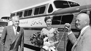 """"""" History Of Greyhound Buses """" part 3"""