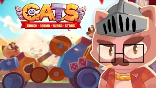 O JOGO DOS GATOS - CATS: Crash Arena Turbo Stars