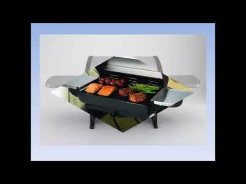 Cuisinart All Foods 12,000 BTU Portable Outdoor Tabletop Propane Gas Grill