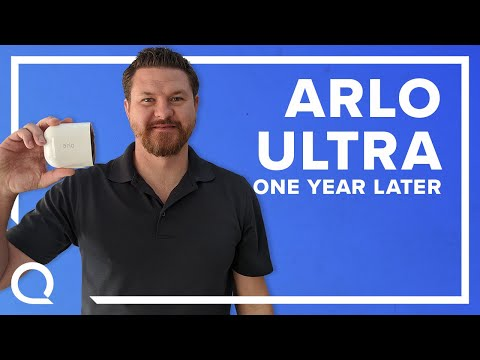 Arlo Ultra 4K Review - One Year Later - Is this home security camera worth $600?