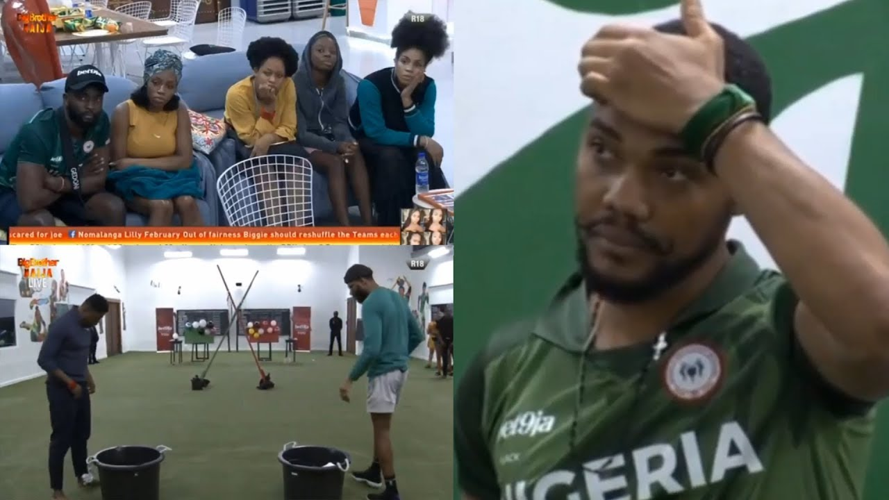 DAY 43 - BBNAIJA HIGHLIGHTS || PEPPER DEM || WEEK 7 - LIVE NOMINATION SHOW AND HOH CHALLENGE