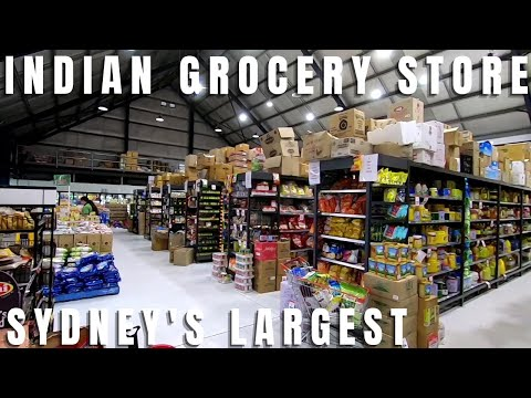 Largest Indian Grocery Store in Sydney | Radhe Supermarket Wholesale & Retail | NSW Australia 2021