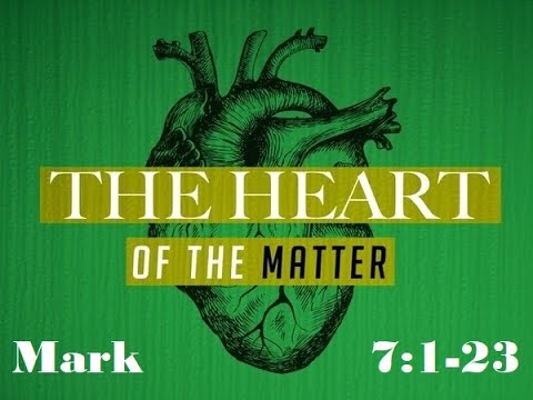 2/21/2021 -PM- The heart of the matter