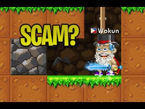 how to find scam fail worlds