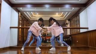 bts blood sweat tears by sandy cover dance 畫面加強版