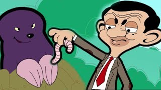 The Mole | Funny Episodes | Mr Bean Cartoon World
