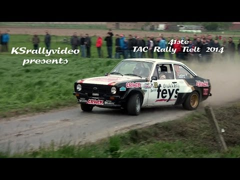 [BRC] TAC Rally Tielt 2014 By KSrallyvideo [HD]