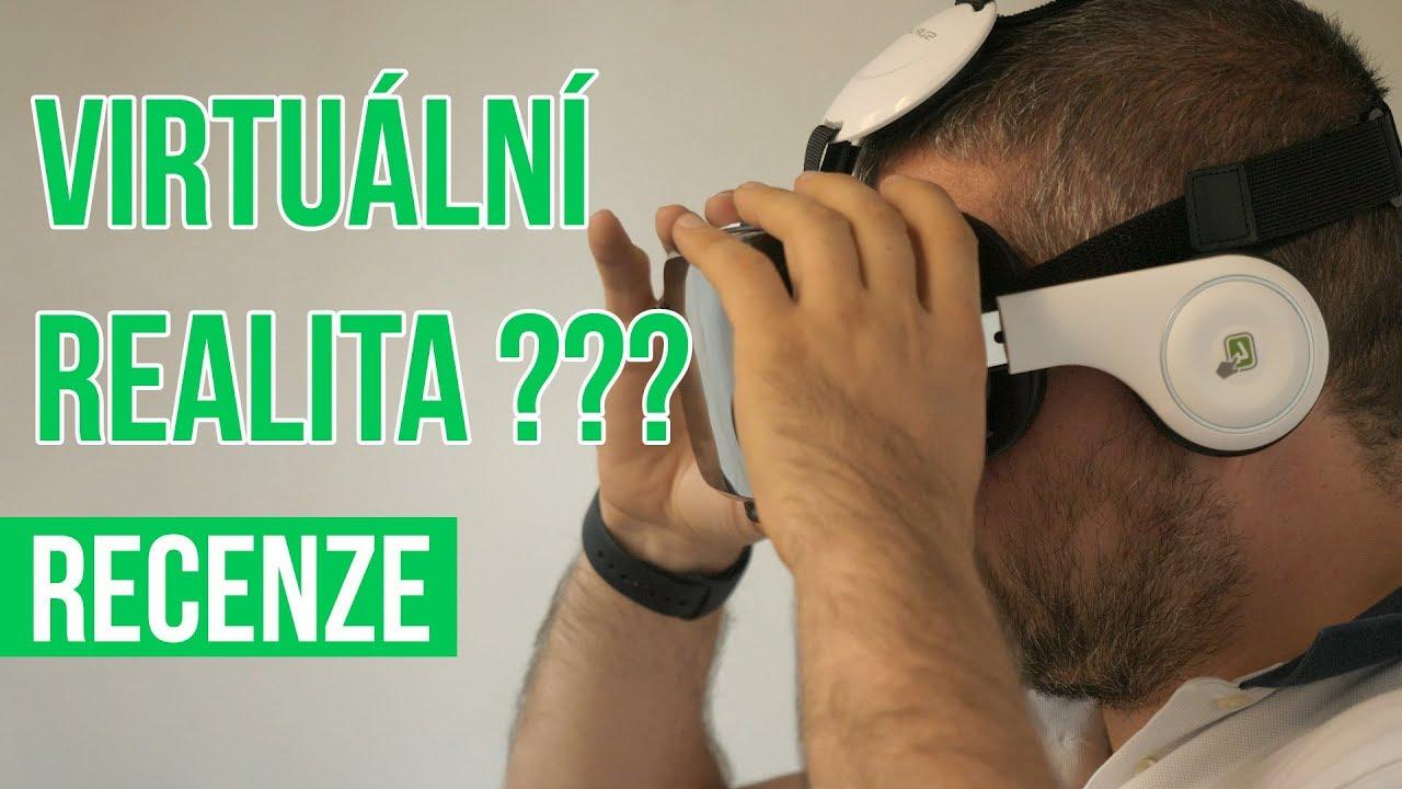1410caaac Jste připraveni na virtuální realitu? - [recenze] - YouTube