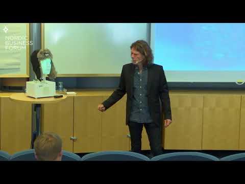 Preben Wik - Speaker Sourcing Contest
