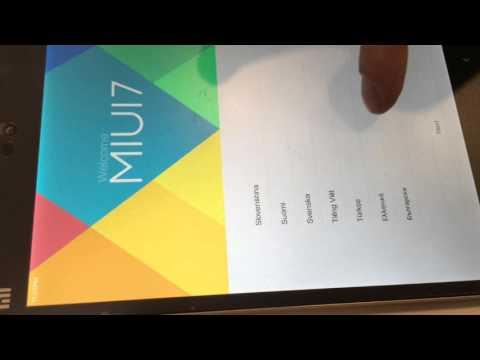Xiaomi MiPad2 -